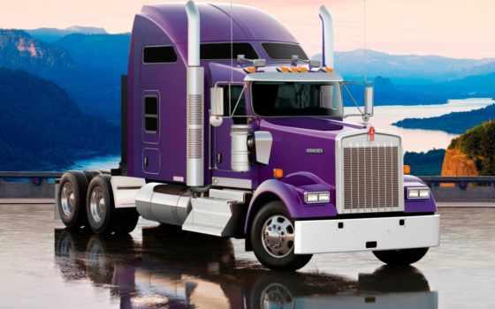 kenworth, truck, автомобили, gruzoviki, кенворт,