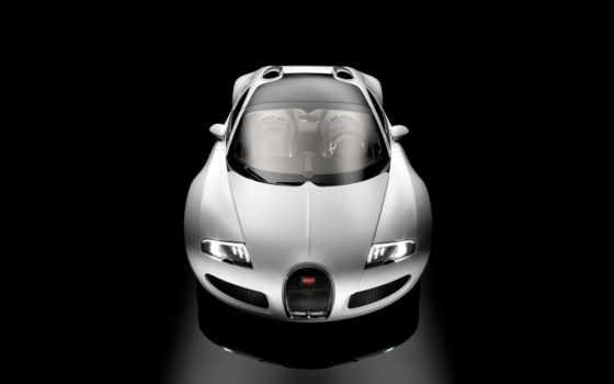 bugatti, veyron, grand, спорт, roadster,