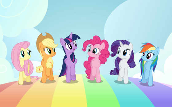 пони, little, дружба, miracle, small, магия,