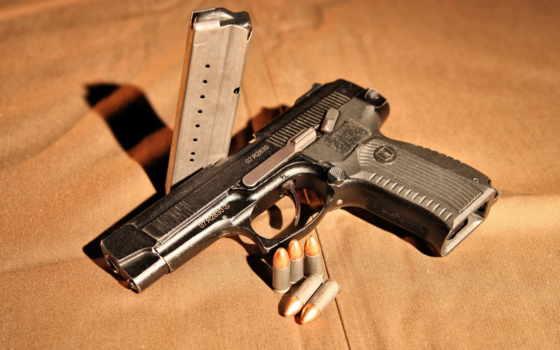 пистолет, мм