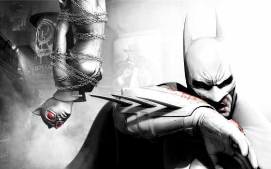 arkham, batman Фон № 33769 разрешение 2560x1600