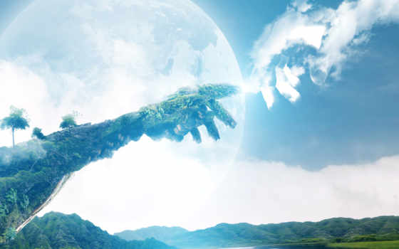 природа, небо, earth