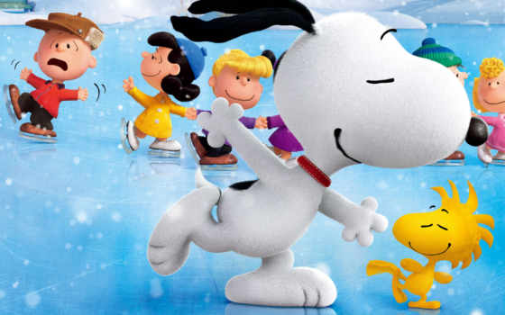 cartoon, peanuts, movie, браун, snoopy, charlie, free,