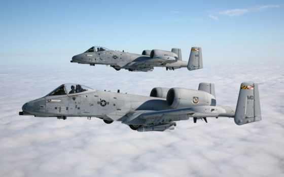 thunderbolt, штурмовики, самолёт
