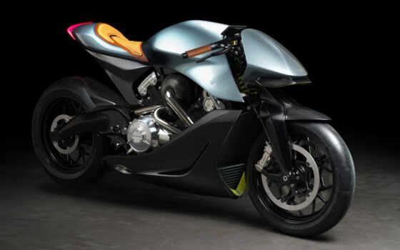 amb, aston, martin, brough, мотоцикл, superior, design, joint