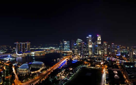 singapore, город