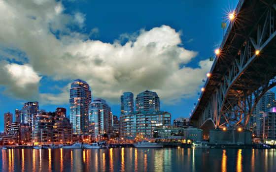 города, широкоформатные, полёта, высоты, птичьего, architecture,