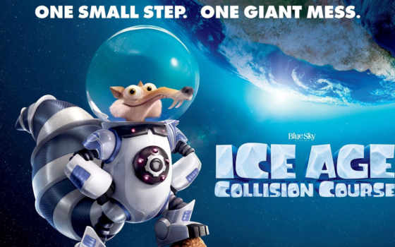 age, лед, век, фокс, курс, столкновение, анимация, trailer, animated, сниматься,