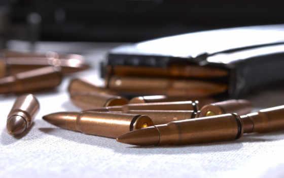 оружие, картинка, красиво, патрон, рожок, пуля,
