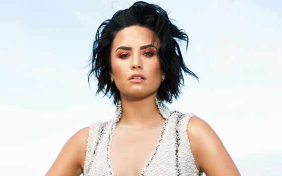 demi, lovato, latina, magazine, june, photoshoot,