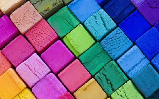 мелки разноцветные