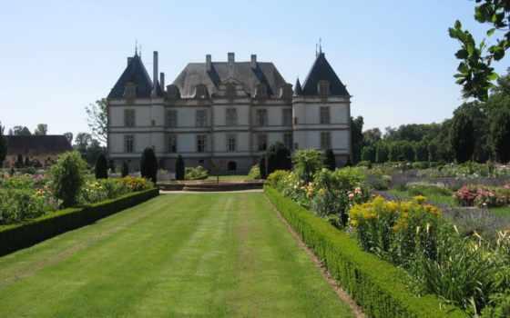 château, разное, янв