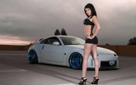 авто, девушка, devushki Фон № 106339 разрешение 2560x1600