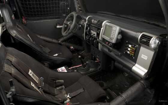 cruiser, toyota, fj, race, truck, обзор, car,