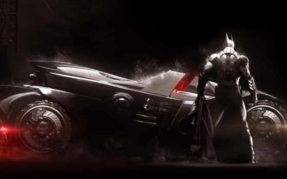 batman, arkham, рыцарь, аркхема, xbox, batmobile, one,