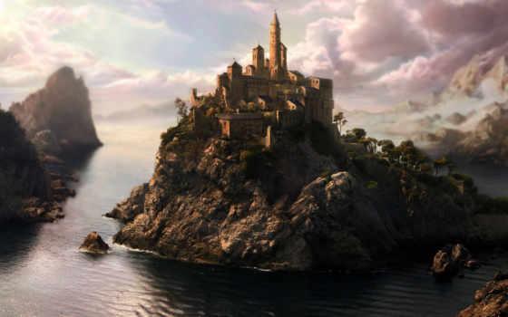 дома, castle, замки, pack, наши, fantasy, skyrim, моды, мод, сastle,