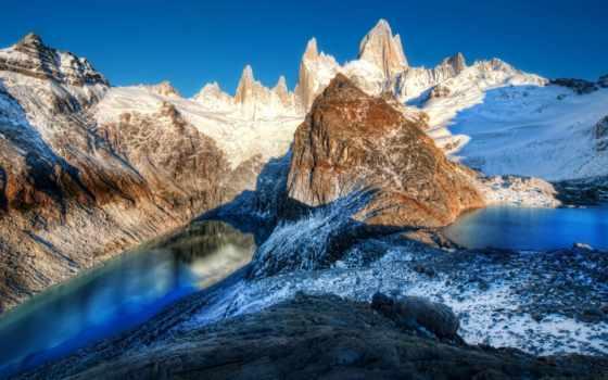 природа, горы, landscape, качество, разделе, diy,