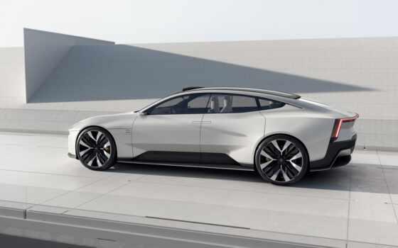 polestar, precept, concept, swedish, показать, будущее, company, new, car