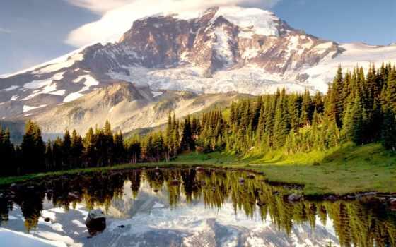 горы, подборка, красивые