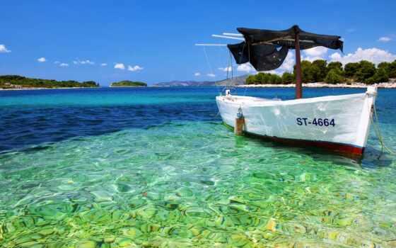park, national, ayub, summer, настроение, остров, фон, корабль, качество, когда