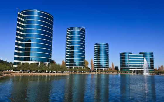 oracle, redwood, shores, headquarters, штаб, квартира, san,