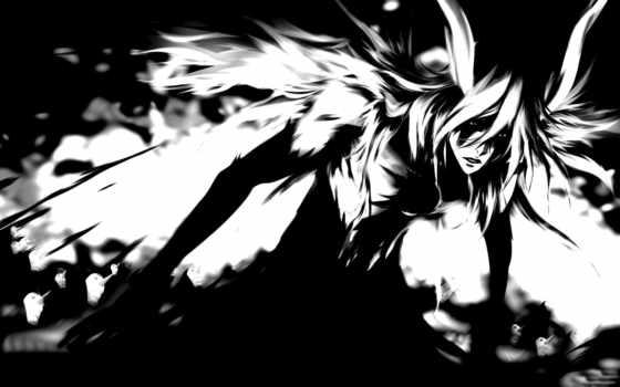 bleach, ичиго, kurosaki, anime, desktop,
