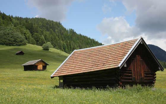 домики, альпийские, google,