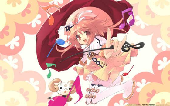 drops, аниме, nanatsuiro, iro, nanatsu, радужные, капли, open, desktop,