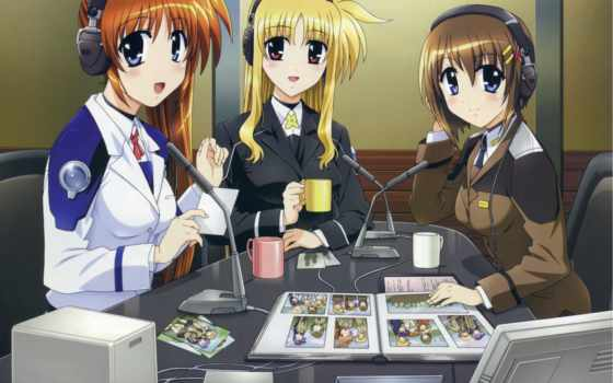 nanoha, lyrical, shoujo, strikers, mahou, magical, девушка, pinterest, images, best, takamachi,