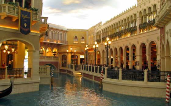 венецианский, hotel, vegas, las, venice, resort, you, казино,