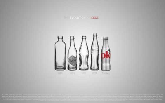 эволюция, бутылки