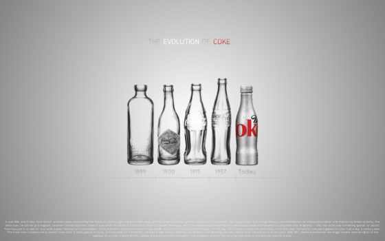 эволюция, бутылки Фон № 18995 разрешение 2560x1600