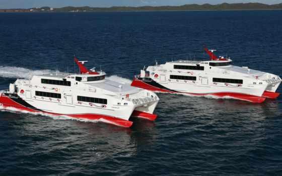 water, tobago, trinidad, taxi, taxis, катамараны, море, корабли,