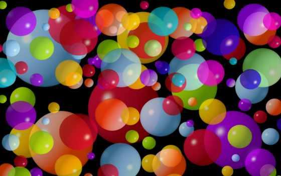 shariki, шары, картинка, графика, many, векторная, разноцветные,