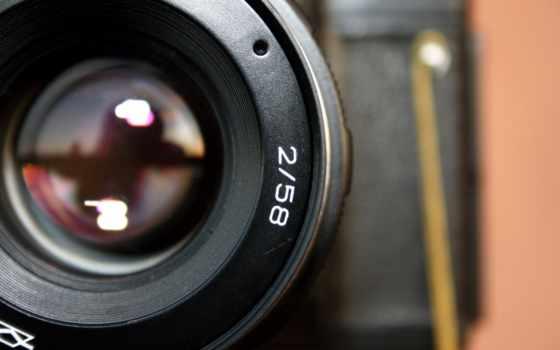 фотоаппарат, зенит, объектив, линза, cameras,