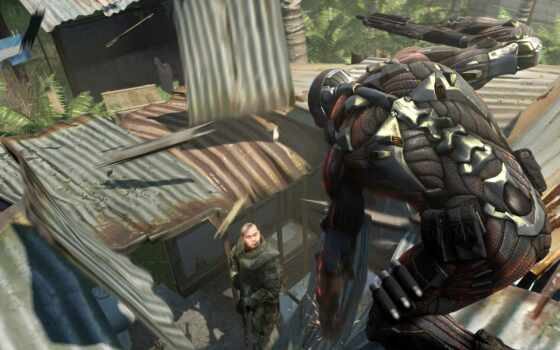 crysis, игры, games, crytek, screenshot, más, дата, выхода, ongame, ya, game, url,