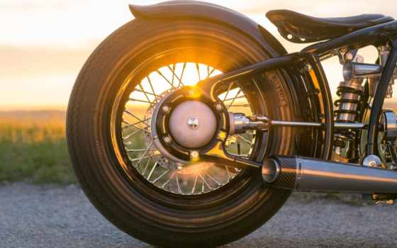 bmw, hommage, мотоцикл, motorrad, показали, конкурсе, school, старая, concept,