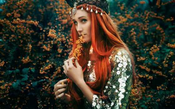 bella, kotak, девушка, haired, комент, red, стиль,