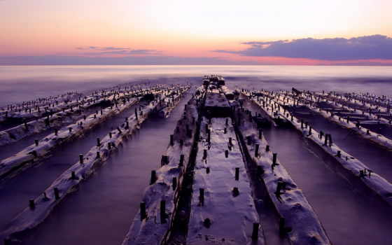 тюнинг, красиво, берег, water, places, world, car, nissan, фото,