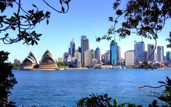 австралия, сидней, город