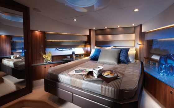 интерьер, design, люкс, яхта, стиль,
