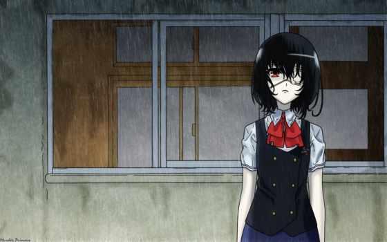 anime, иная, другой, misaki, мэй,