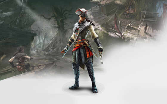 creed, aveline, assassin