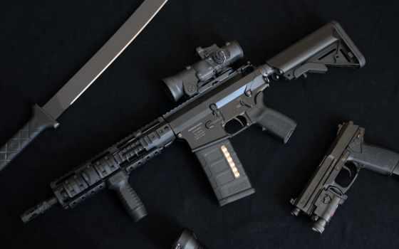 оружие, военная, техника, desktop, разрешений, винтовка, elcan, акпп,