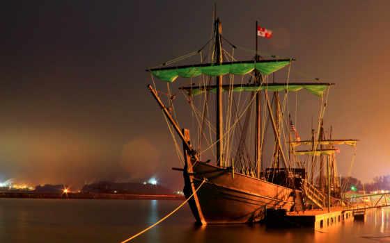 sailboat, desktop, free, лодка, harbor,