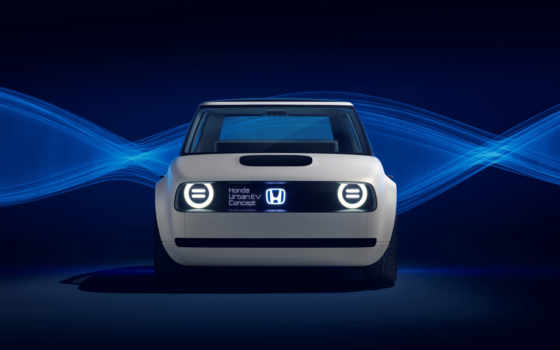 honda, urban, ев, concept, car, frankfurt, motor, new, показать,