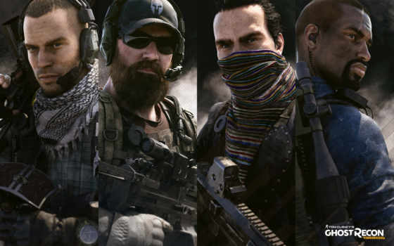 ghost, recon, wildlands, tom, ghosts, clancy, you,