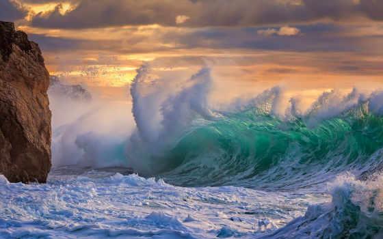 коллекция, ocean, море, волна, смотреть, user, корабль, бумага, снов, сне