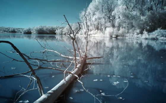winter, красивые, самые