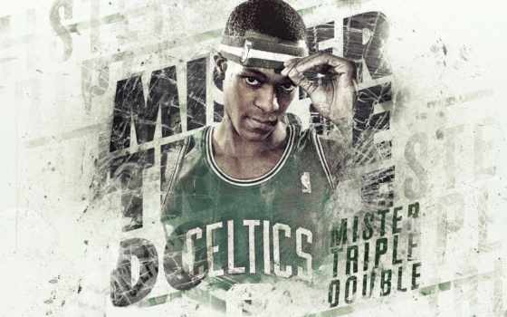 рондо, рэджон, boston, celtics, rajon, nba, селтикс, спорт,